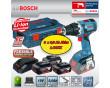 GSR 18 V-EC 3 x 18V 5Ah L-Boxx Cordless Screwdriver